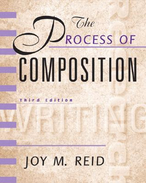 Cover of The Process of Composition