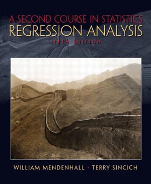 Cover of A Second Course in Statistics