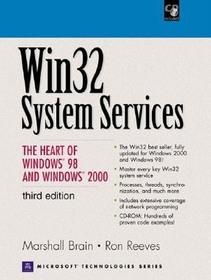 Cover of Win32 System Services