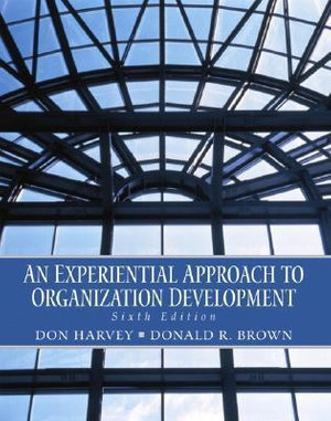 Cover of An Experiential Approach to Organization Development