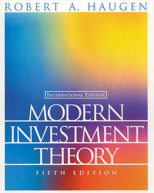 Cover of Modern Investment Theory