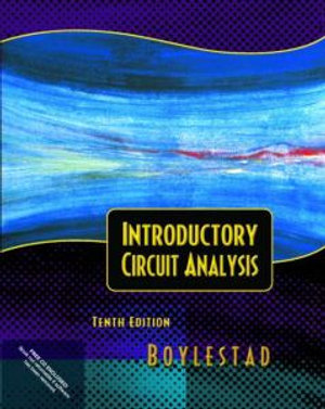 Cover of Introductory Circuit Analysis