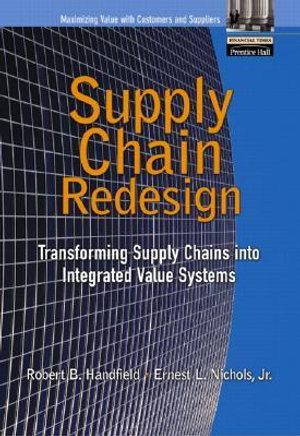 Cover of Supply Chain Redesign