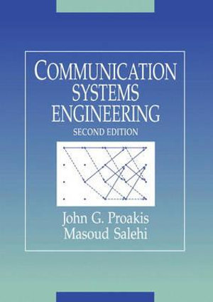 Cover of Communication Systems Engineering