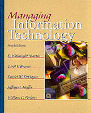Cover of Managing Information Technology