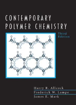 Cover of Contemporary Polymer Chemistry