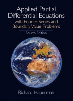 Cover of Applied Partial Diffential Equations Cp