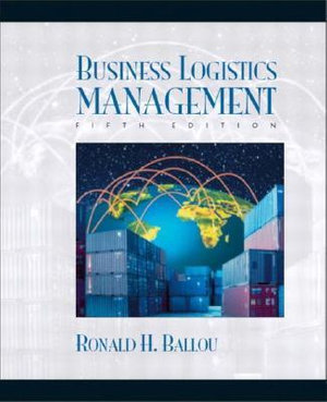 Cover of Business Logistics/supply Chain Management