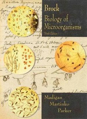 Cover of Brock Biology of Microorganisms