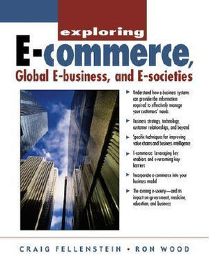 Cover of Exploring E-commerce, Global E-business, and E-societies