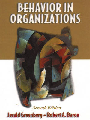 Cover of Behavior in Organizations
