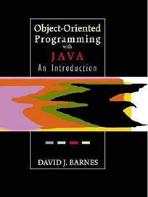 Cover of Object-oriented Programming with Java