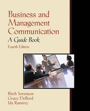 Cover of Business and Management Communication