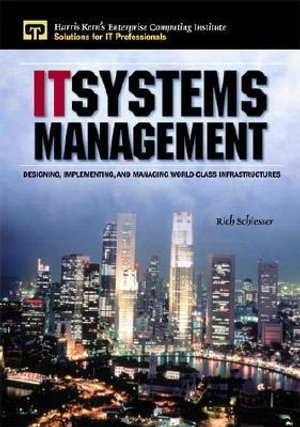 Cover of It Systems Management