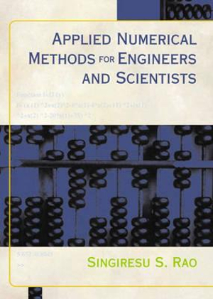 Cover of Applied Numerical Methods for Engrs & Sci