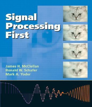 Cover of Signal Processing First                                                          Signal Process