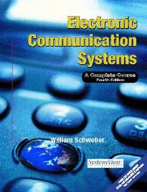 Cover of Electronic communication systems