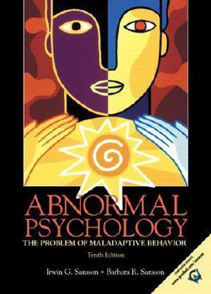 Cover of Abnormal Psychology