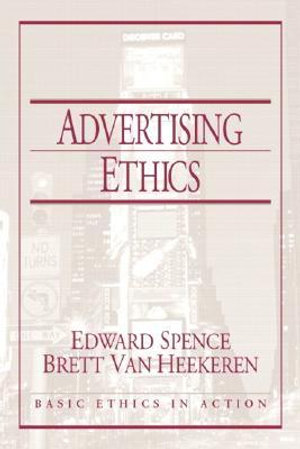 Cover of Advertising Ethics                   CP
