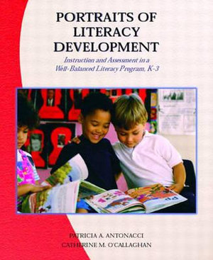 Cover of Portraits of Literacy Development