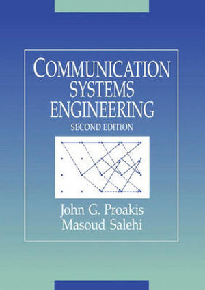 Cover of Communication Systems Eng Phipe No Us Sales