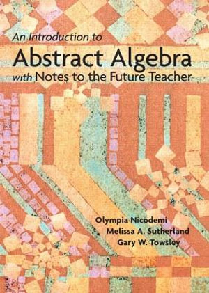 Cover of An Introduction to Abstract Algebra