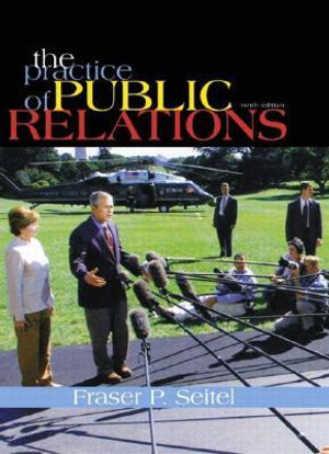 Cover of The Practice of Public Relations