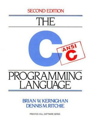Cover of The C Programming Language