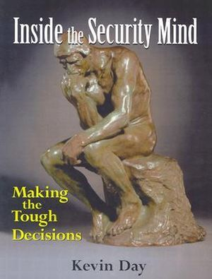 Cover of Inside the Security Mind