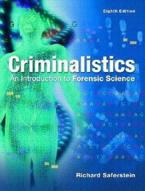 Cover of Criminalistics