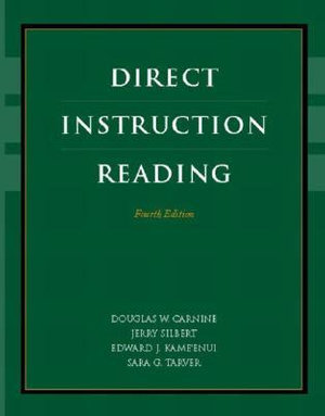 Cover of Direct Instruction Reading