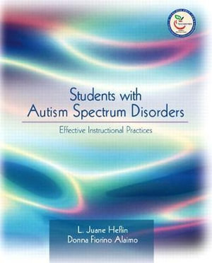 Cover of Students with Autism Spectrum Disorders