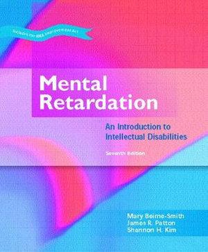 Cover of Mental Retardation