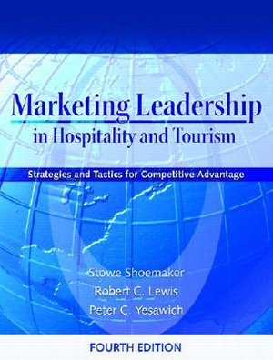 Cover of Marketing Leadership in Hospitality and Tourism