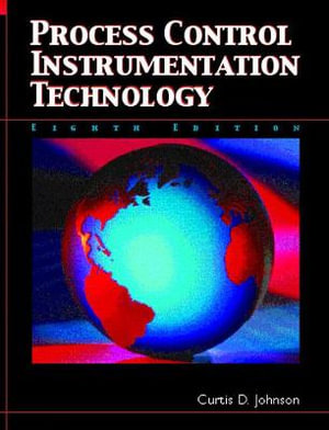 Cover of Process Control Instrumentation Technology