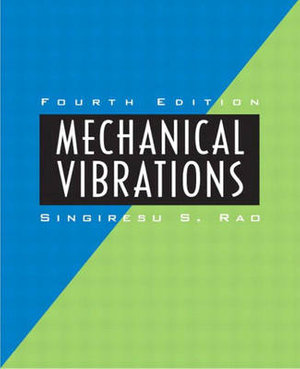 Cover of Mechanical Vibrations