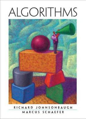 Cover of Algorithms