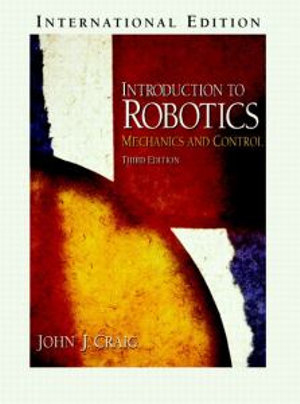 Cover of Introduction to Robotics