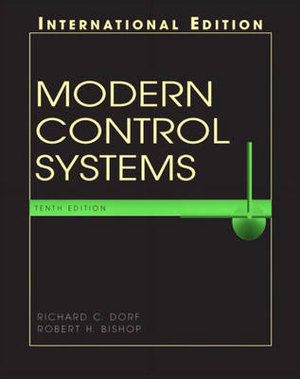Cover of Modern Control Systems