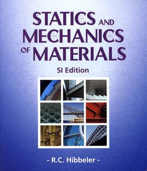 Cover of Statics and Mechanics of Materials Si