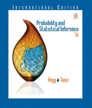 Cover of Probability and Statistical Inference