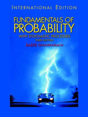 Cover of Fundamentals of Probability with Stochastic Processes