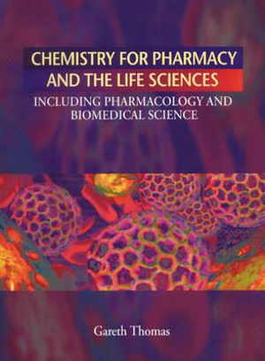 Cover of Chemistry for Pharmacy and the Life Sciences