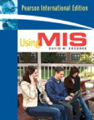 Cover of Using MIS Pie