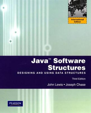 Cover of Java Software Structures