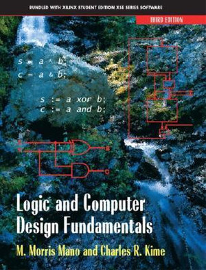 Cover of Logic and computer design fundamentals