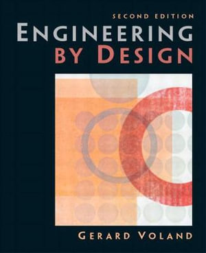 Cover of Engineering by design