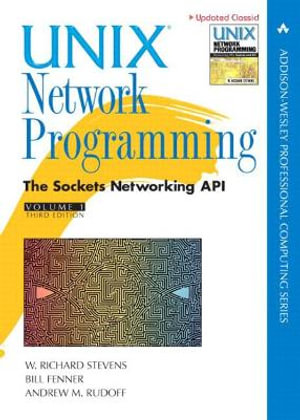 Cover of UNIX Network Programming