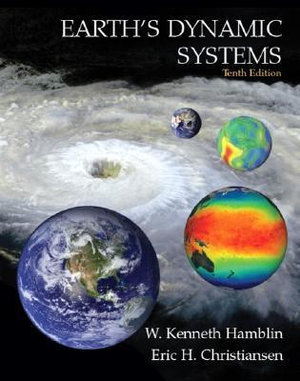 Cover of Earth's dynamic systems