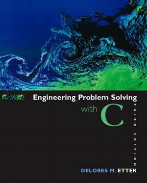 Cover of Engineering Problem Solving With C
